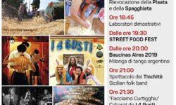baucina street food fest