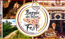 Baucina parteciperà alla prima edizione del Borghi dei tesori fest